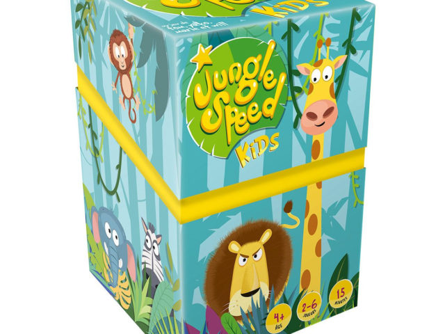 Jungle Speed Kids arrive en boutique !!