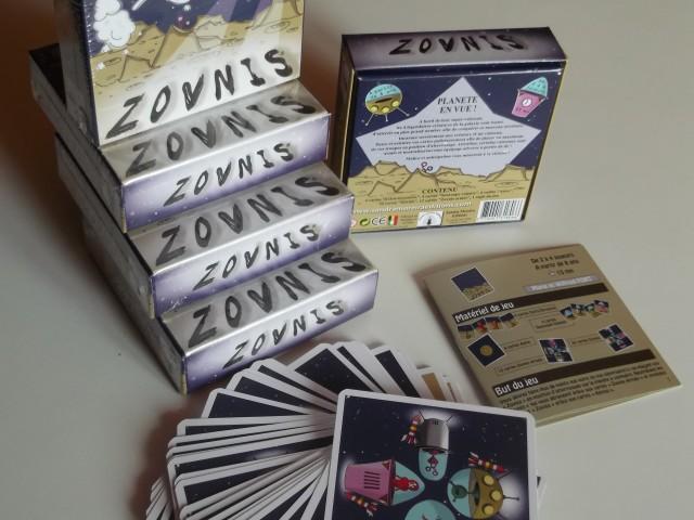 «Zovnis» c'est MA planète!