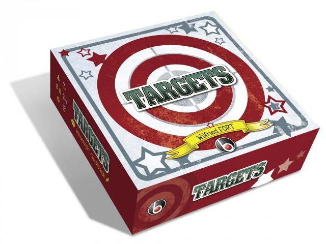 «Targets» arrive sur les étals !