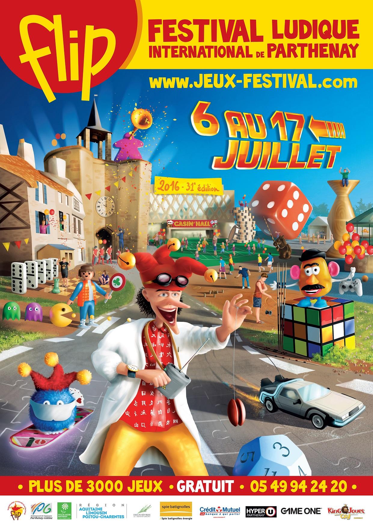festival parthenay