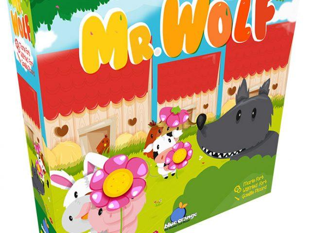 «Mr Wolf» vient de sortir !