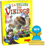 «La Vallée des vikings» – Nominé au «Kinderspiel des Jarhes» 2019 en Allemagne !