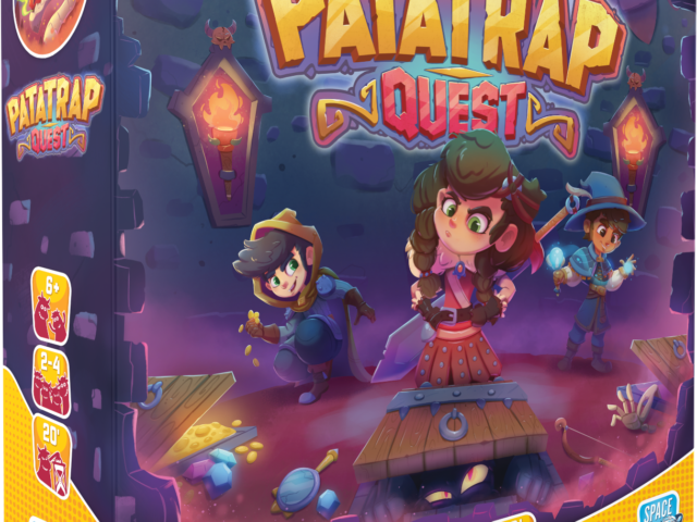 «Patatrap Quest» est disponible en boutique !